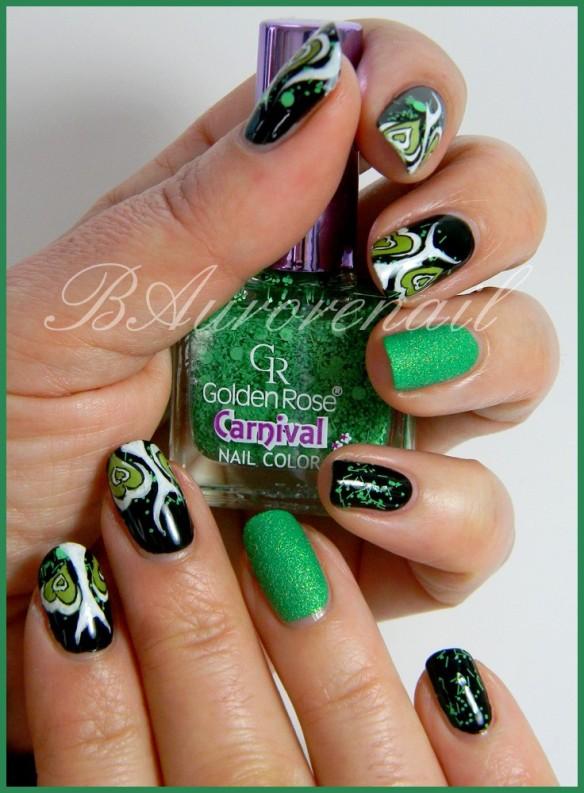 coeur vert 10