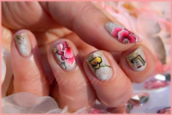 nail art st valentin tresors de l'ongle 5