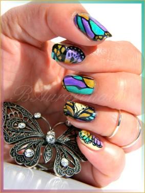 papillons vernis jade 4