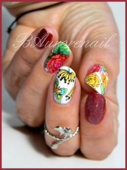 nail art stamping et marker 3